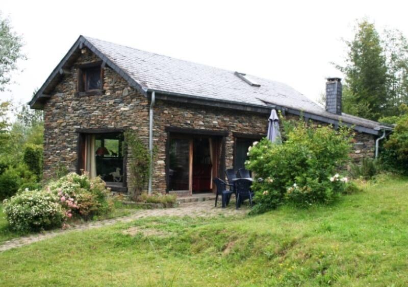 Vakantiehuisje bouillon mooie vakantiewoning nabij bos for Vakantiehuisje bos