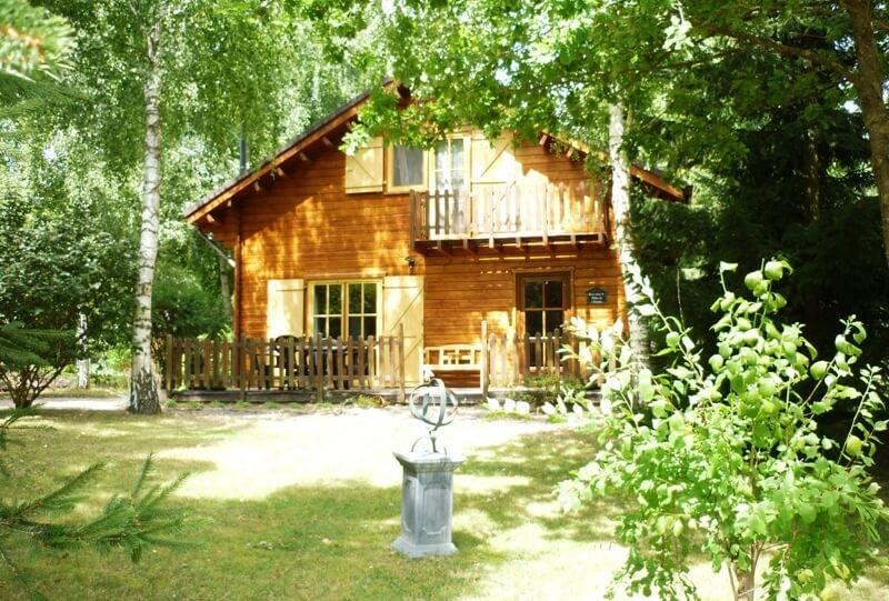 Vakantiewoning hotton boek dit mooie vakantiehuisje for Vakantiehuisje bos