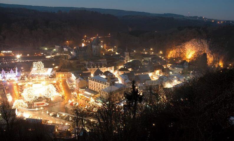 Waarom niet naar een kerstmarkt in de Ardennen, Eifel of Luxemburg?