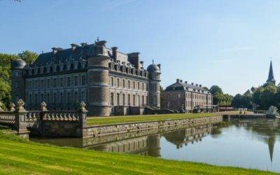 Het kasteel van Beloeil