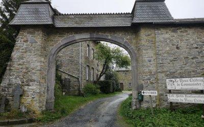 Het kasteel van Commanster