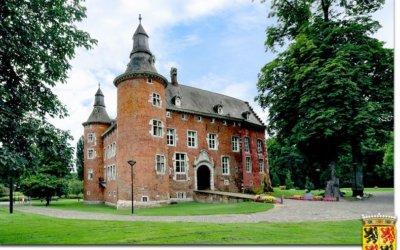 Het kasteel van Monceau